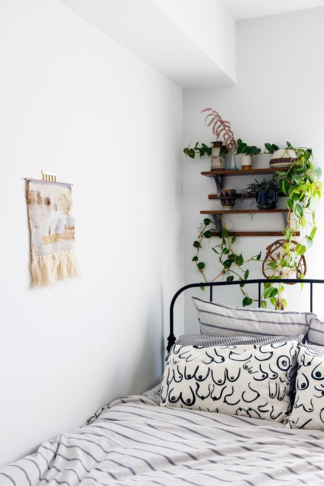 The White Wall Controversy How The All White Aesthetic Has Affected Design Design Sponge Black Room Decor Aesthetic Bedroom Wall Decor Bedroom