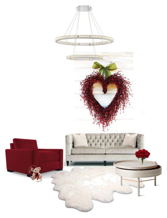 Wreath By Katrisha Art On Polyvore Featuring Interior Interiors