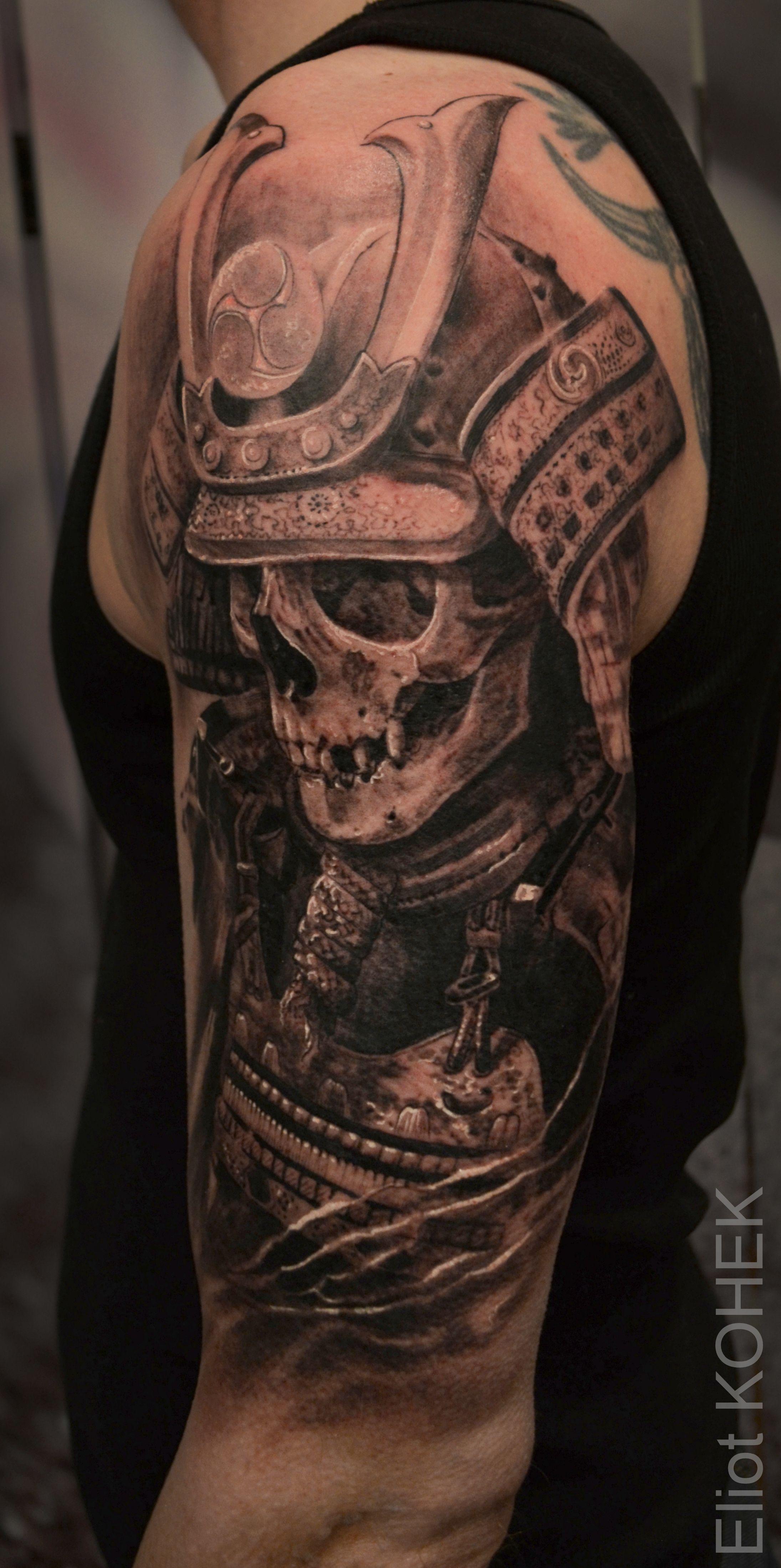 samurai tattoos google search skull tattoos. Black Bedroom Furniture Sets. Home Design Ideas