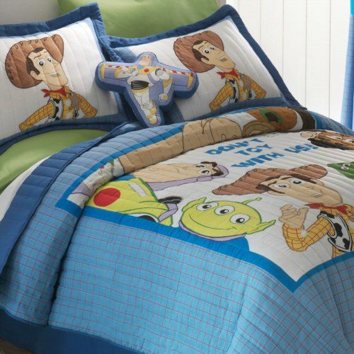 Toy Story Quilt And Shams My New Bedding