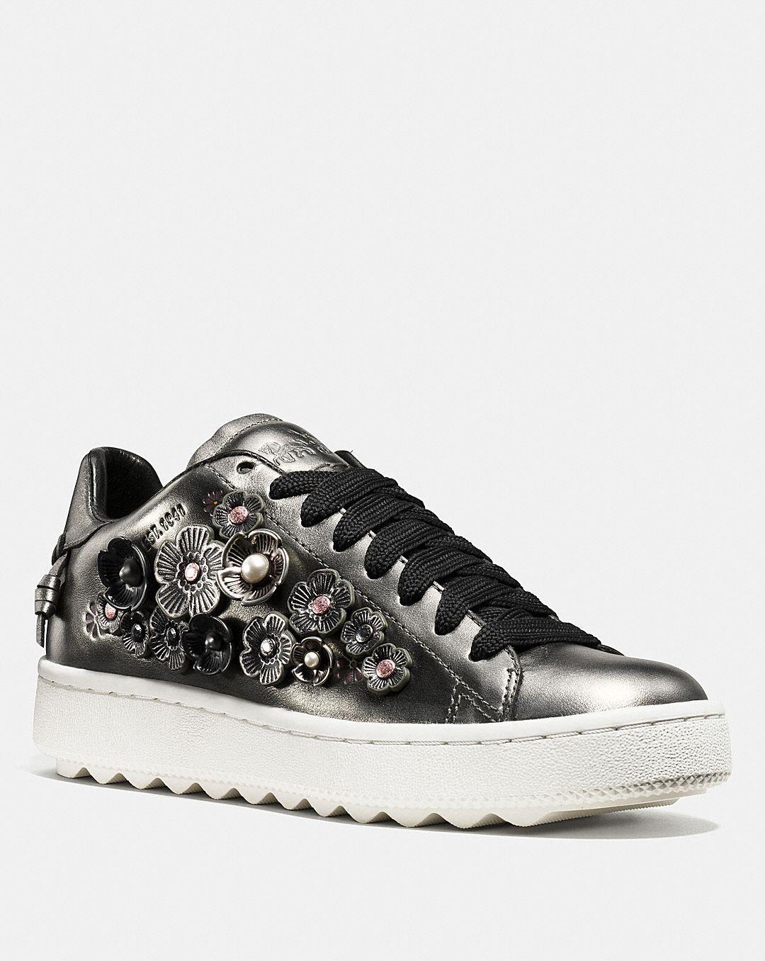 C101 LOW TOP SNEAKER | Sneakers, Womens