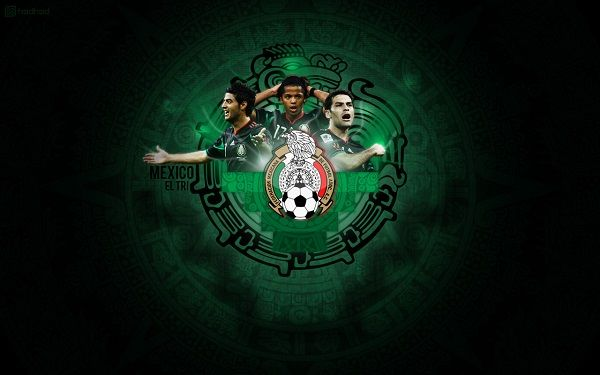 Mexico National Football Team Logo HD Wallpaper Football