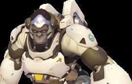 Winston Overwatch Funny Character Design Overwatch