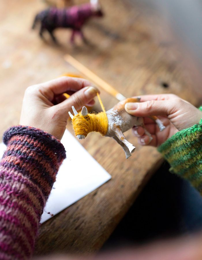 Anu Harkki DIY photo by Kreetta Järvenpää for Huili magazine www.gretchengretchen.com