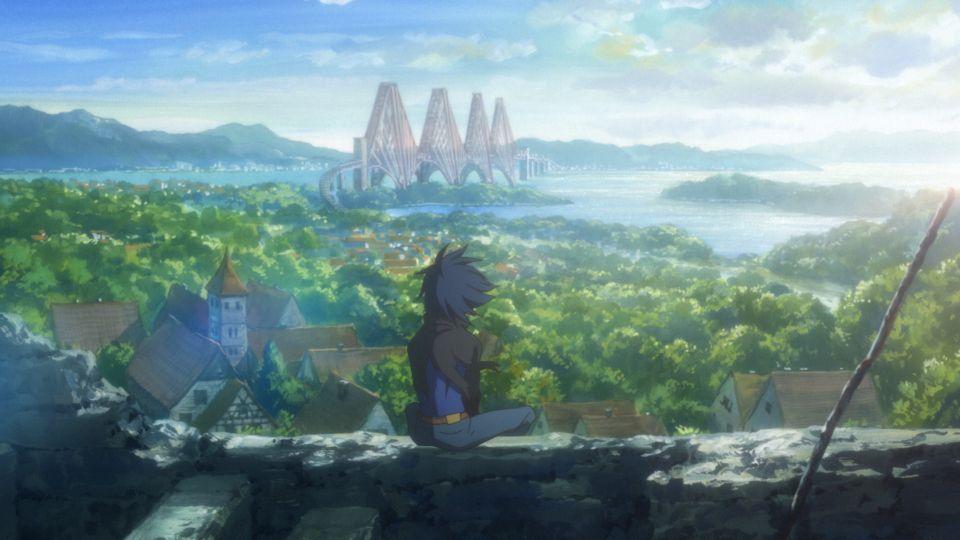 New on netflix anime