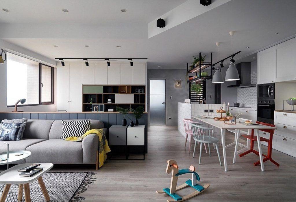Scandinavian Style by Nordico | Apartment design | Pinterest ...