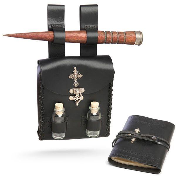 Vampire Hunter Kit - in case vampires show up :)