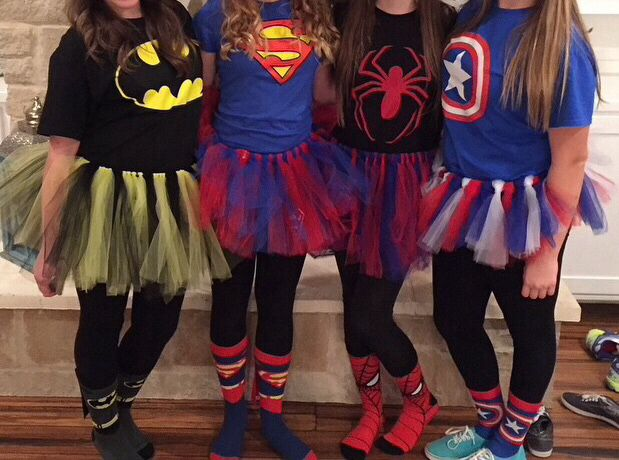 Friend Group Halloween Costumes Kids.Halloween Superhero Group Costumes Group Halloween