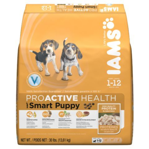 Iams Proactive Health Smart Puppy Dog Food 30 Lb Tractor