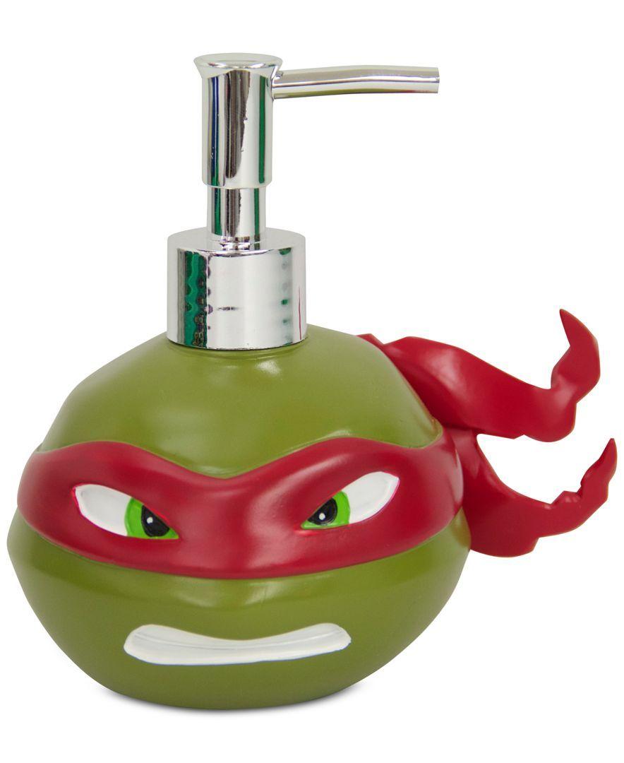 Teenage mutant ninja turtle lotion pump vill ha pinterest