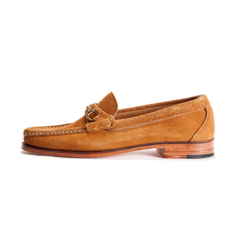 8158d6ea5d4 Suede Bit Loafer