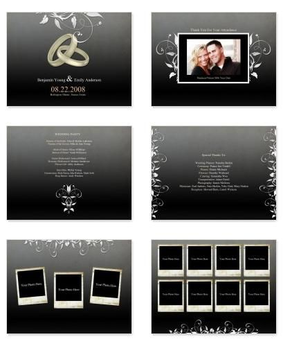 Free Wedding Powerpoint Templates  Point Power Presentation