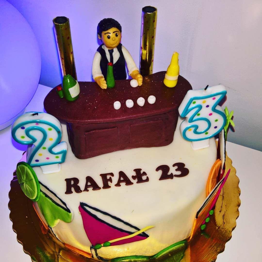 Genialny Tort Od Najlepszej Ekipy Veranda77 Birthday