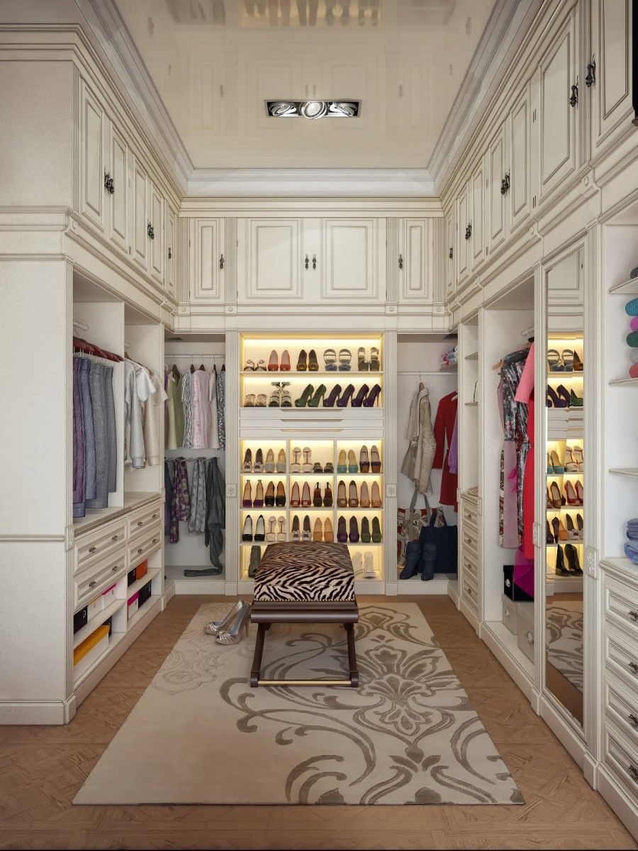 Best 14 Walk In Closet Designs For Luxury Homes Dressing Room 400 x 300