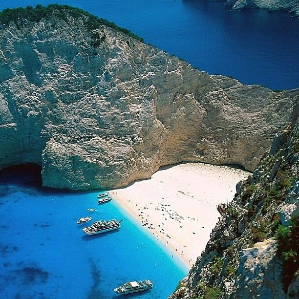 Most Beautiful Places Zakynthos: .@beautifuldestinations (BEAUTIFUL DESTINATIONS) 's