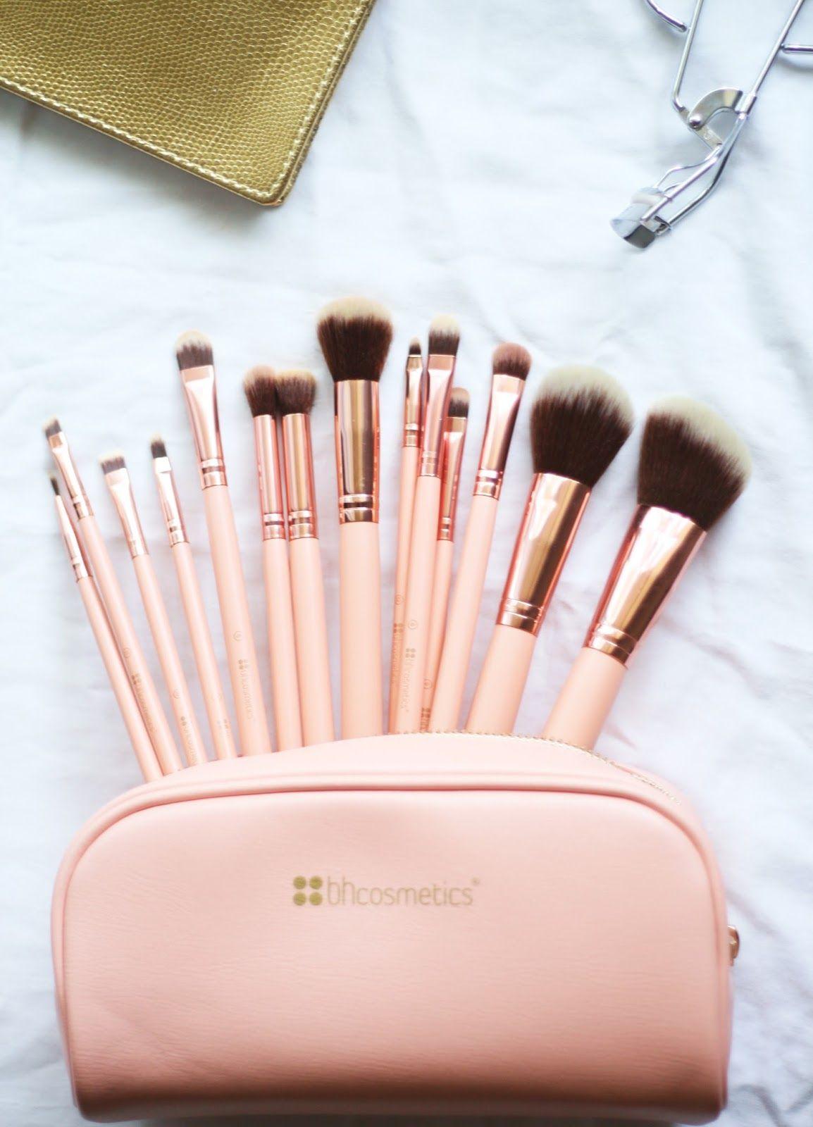 BH Cosmetics brush set Best eye makeup brushes, Bh