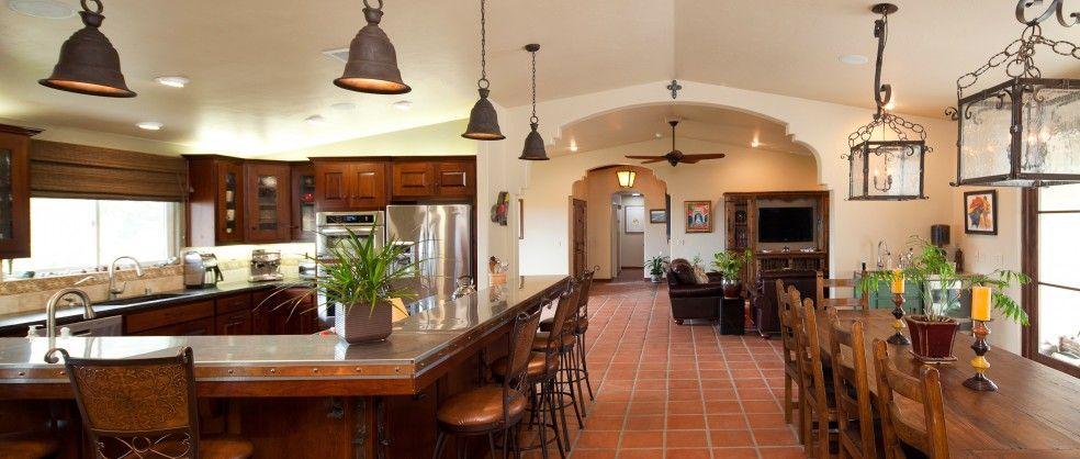 Hacienda Style Kitchens