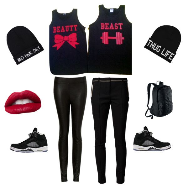 Gallery For u0026gt; Cute Nike Couple   Nike   Pinterest   Couples Couple clothes and Fashion hair