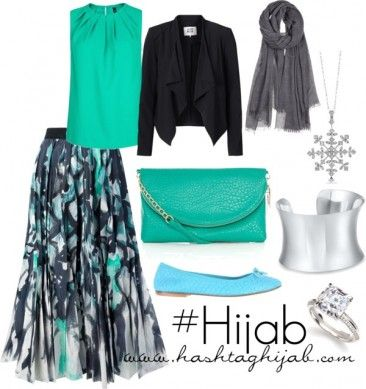 Hashtag Hijab Outfit #60