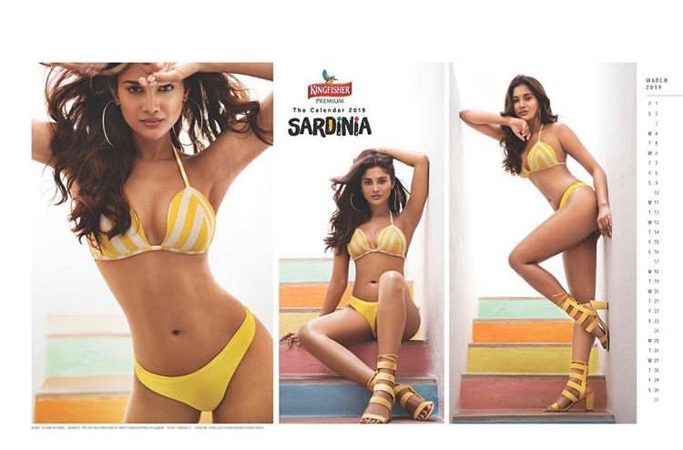 Pin By Nishant Gupta On Sushrii Calendar Girls Kingfisher Girl