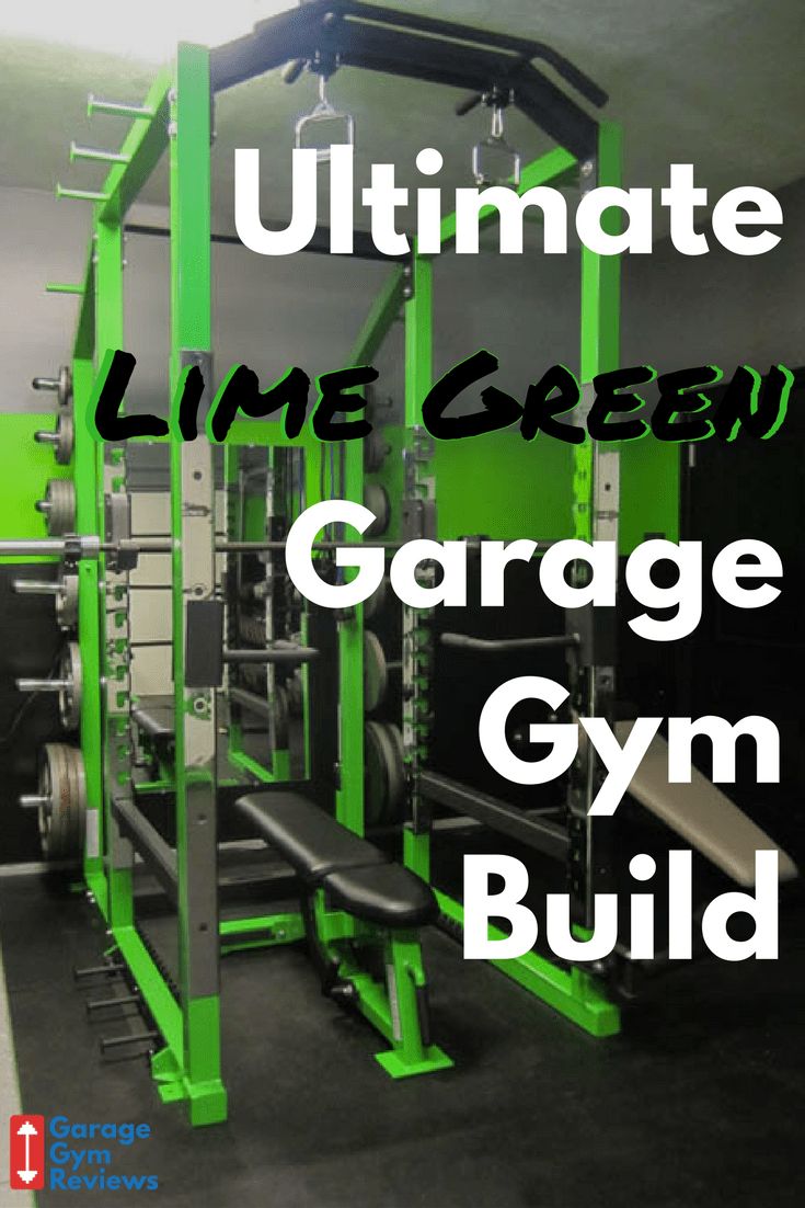 How to build a cheap garage gym msolife