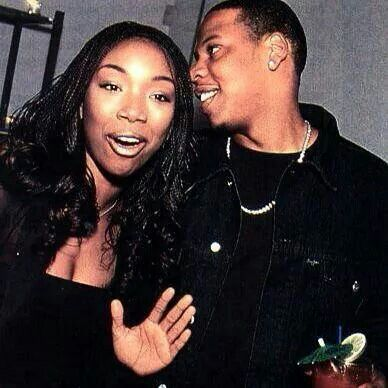 Brandy Jay Z Back In There Rumored Dating Days Though I Have My Doubts Marvel Actors Rappers Real Hip Hop
