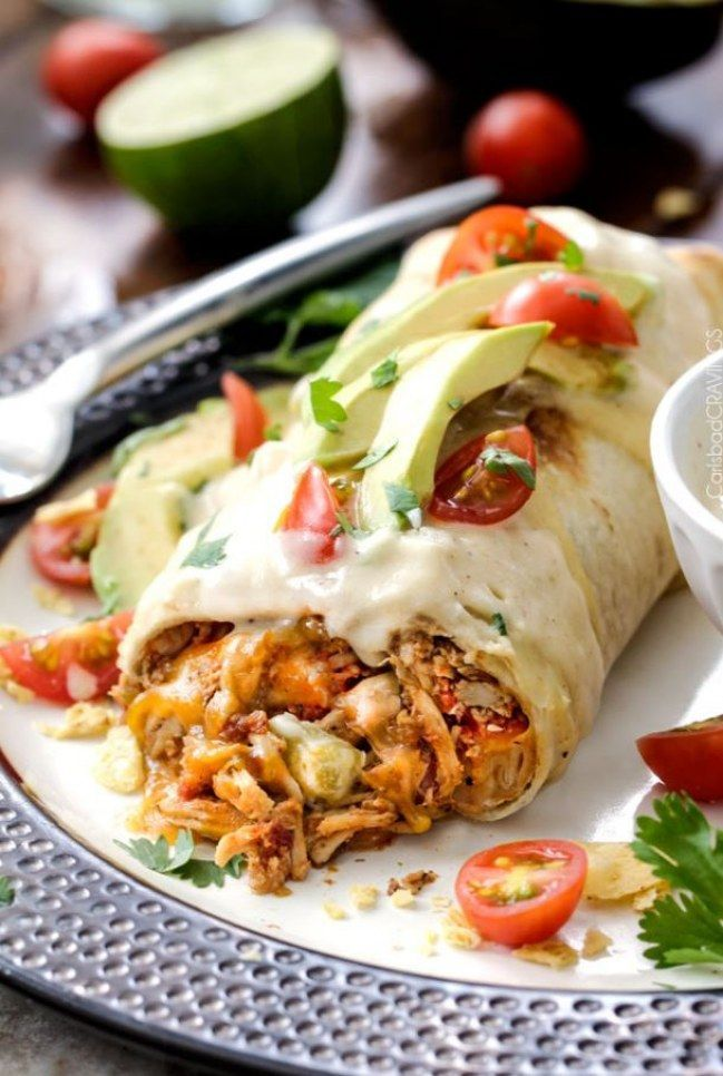 Photo of Hola! You will love these 3 quick & colorful burrito recipes!