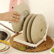 Japan km kitchen dish rack dish rack drain and dry dish rack dish rack dish  Lek 24541f03c645