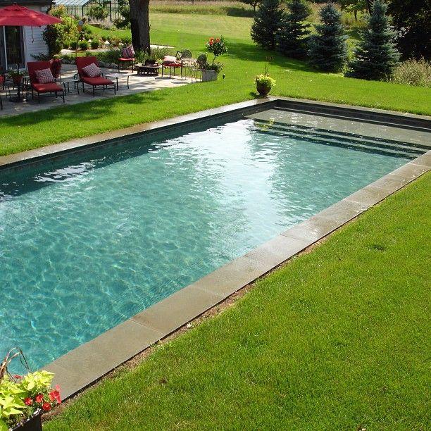 beautiful custom gunite lap pool   pools   pinterest   lap pools