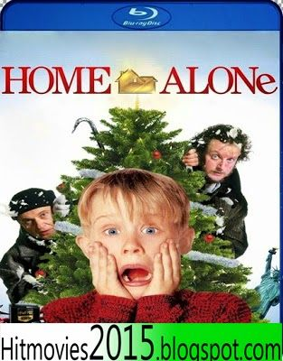 Hit Movies 2015: Home Alone 1990 Dual Audio BRRip 480p 300mb