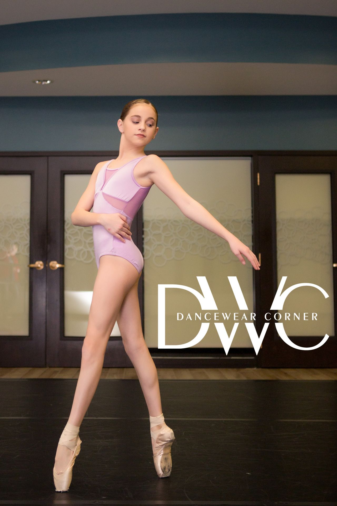 132005004 Fashion and style all in one amazing leotard from the Tiler Peck ...
