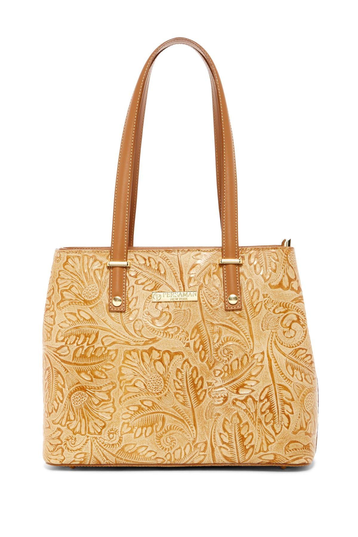 Helen Leather Shoulder Bag