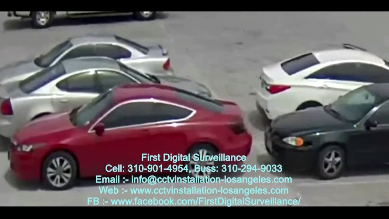Red Car Is Shot Up In Gang Shooting Fds Cctv Footage Video Love Red Car Security Camera Installation Cctv Security Cameras