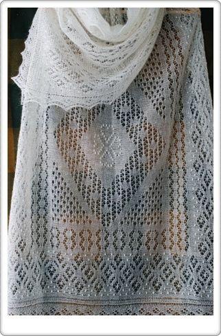 orenburg lace knitting patterns | Knitting and Crochet Inspiration ...