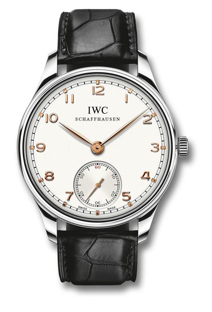 Men's IWC Portuguese Hand-Wound Watch IW545408