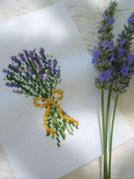 lavender sachet bag