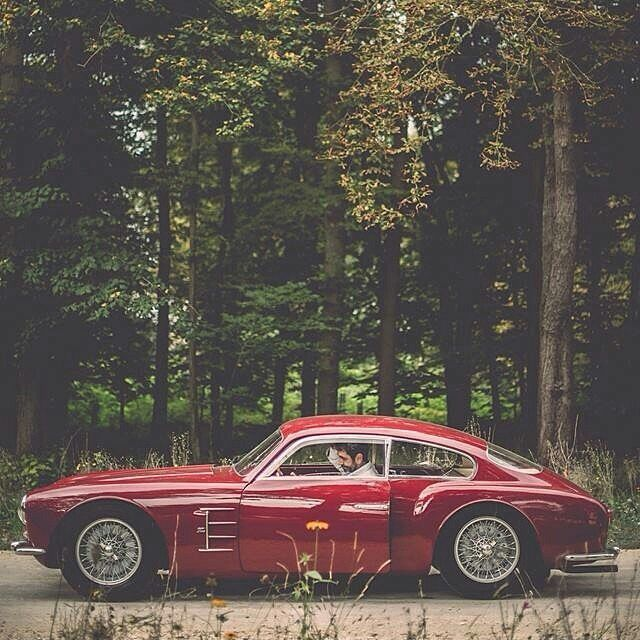 Maserati A6G/54 2000 Zagato 🇮🇹 Photo By: @lucilepillet