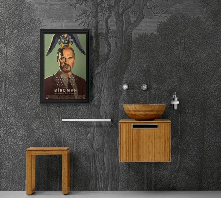 Moderne Badezimmermöbel aus Bambus \u2013 48 attraktive Ideen Pinterest - moderne badezimmermbel