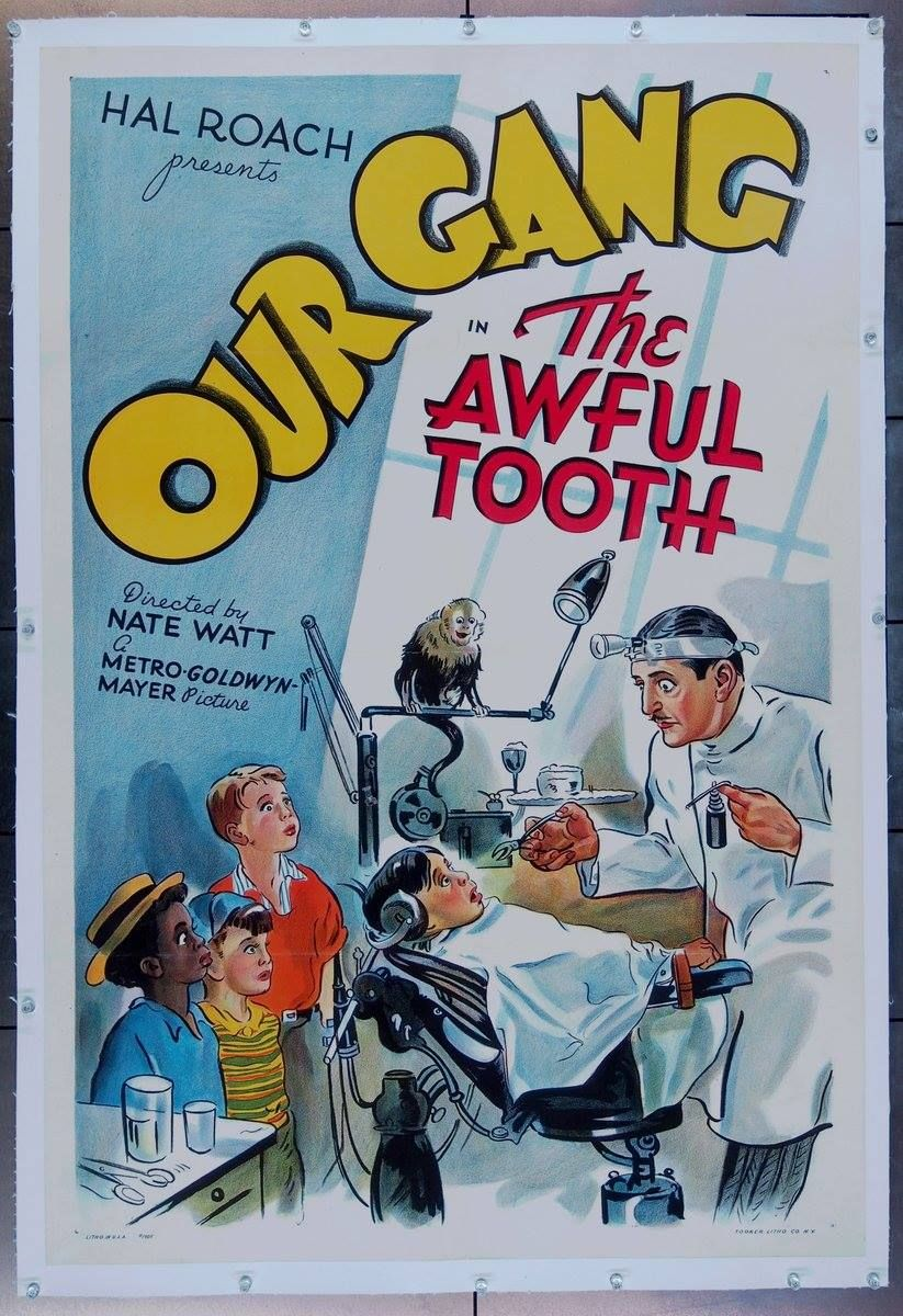 Awful tooth, the (1938) 25819 (With images) Movie