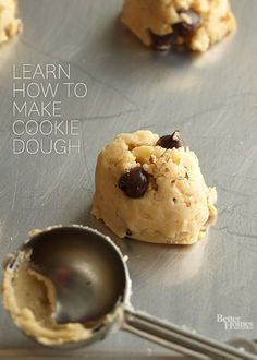 Check out our step-by-step instructions for cookie dough that's so easy to make. These steps, such as softening butter and mixing in dry ingredients, are central to many cookie dough recipes and these tips can be applied your own favorite recipe. Read our tricks, and then bake some delicious cookies!
