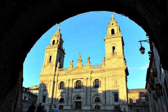 Las murallas de Lugo · The walls of Lugo