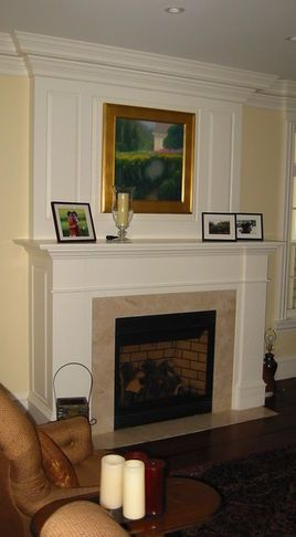 Traditional Fireplace Fireplace Pinterest Traditional