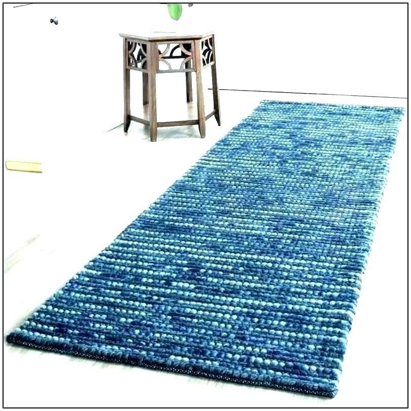 Light Blue Bathroom Rug Set Teal Royal