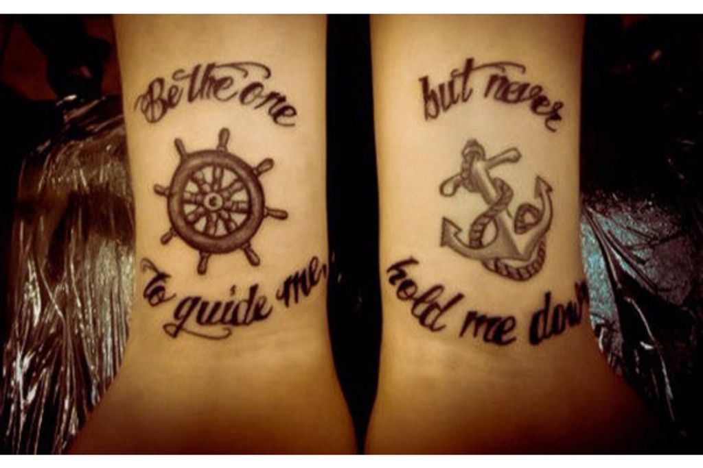 Love Quotes Tattoos For Couples Prepossessing Related Image  Tattoo Ideas  Pinterest  Wrist Tattoos Couples