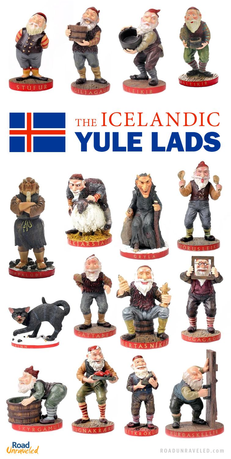 Iceland Holidays: Yule Lads, Brenna and Fireworks | Travel Bloggers ...
