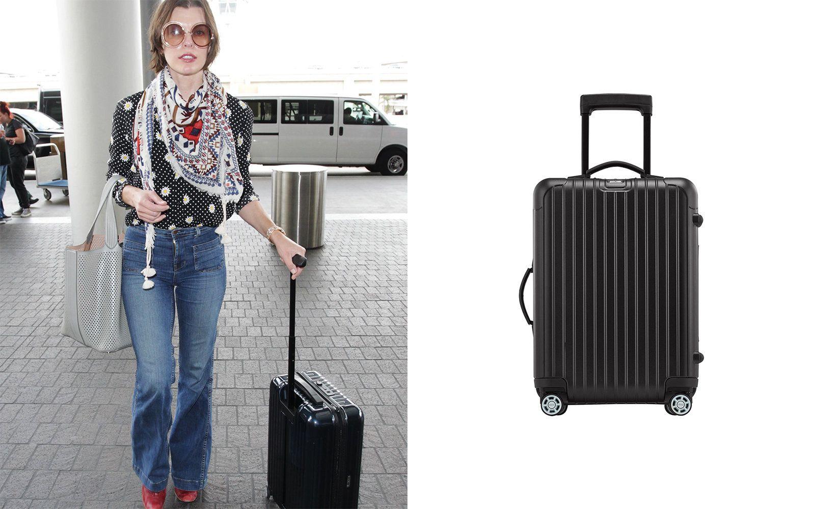 db26d583b19 9 Luggage Brands Celebrities Swear By   Let's Get Away!   Celebrity ...
