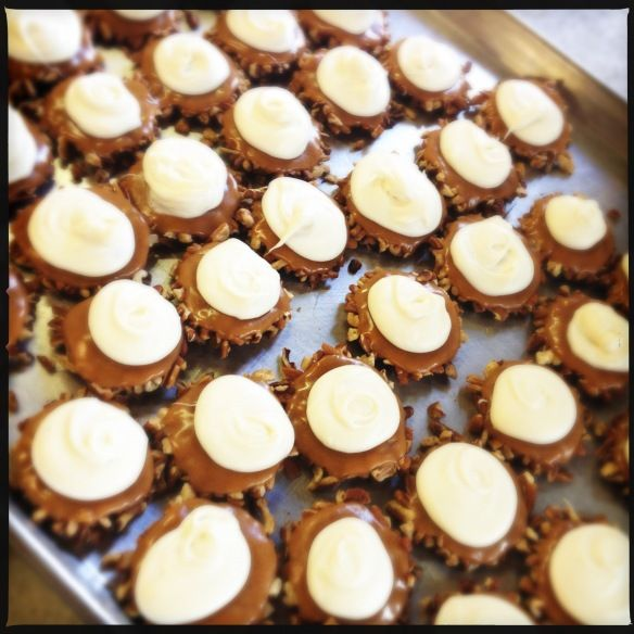 """Chocolate Nonpareils White Dunmore Candy Kitchen: White Chocolate """"Gophers"""" From Savannah's Candy Kitchen"""