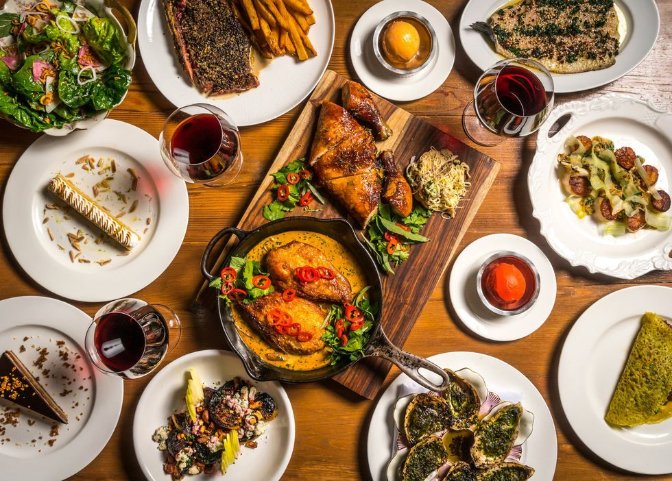 9 New York City Restaurants For Take Out On Christmas Eve And Christmas Day Nyc Restaurants Dinner Foodie