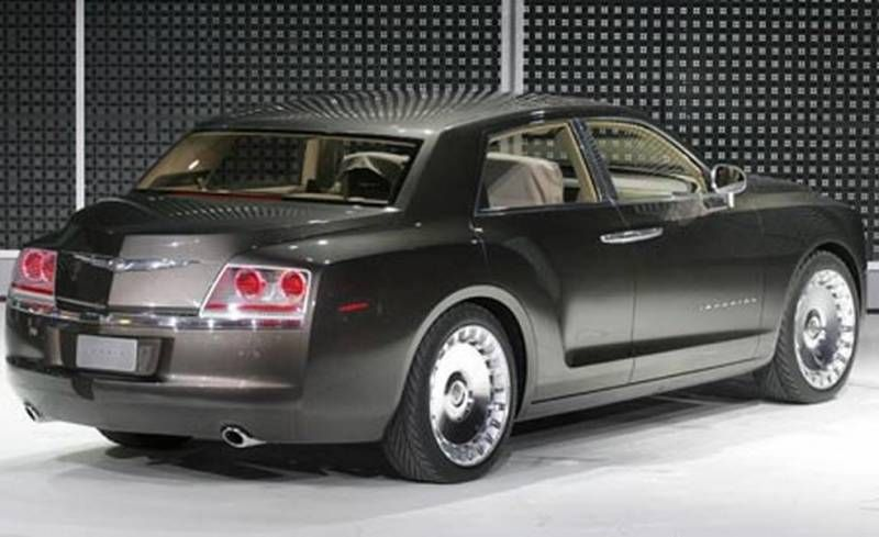 2017 Chrysler Imperial Fuel Injection Chrysler 300 And General