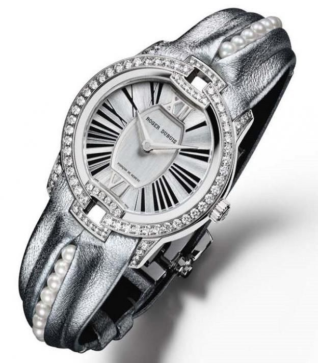 Roger Dubuis Velvet by Massaro Pearly Iridescence